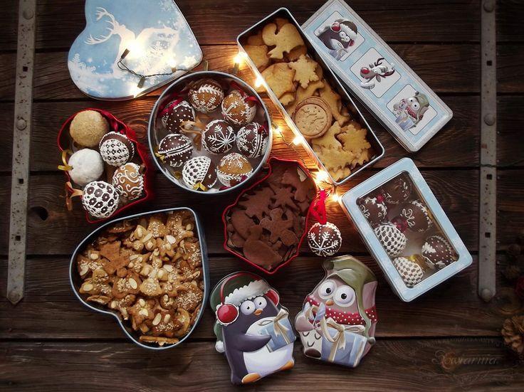 Pierniczki 2015 :) / Christmas gingerbread production :)