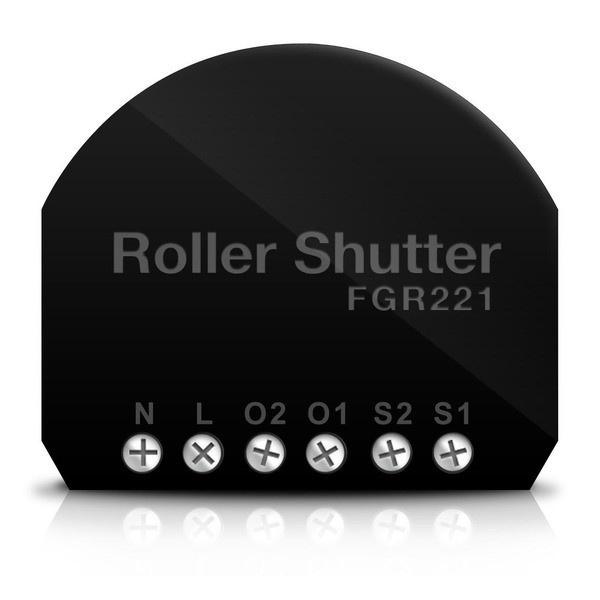 Z-Wave Fibaro Blind Control module