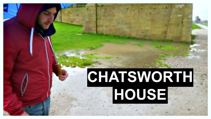 Chatsworth house - a walk in Chatsworth grounds