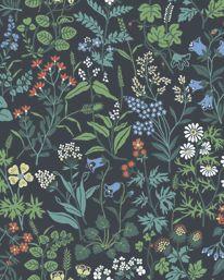Flora från Boråstapeter