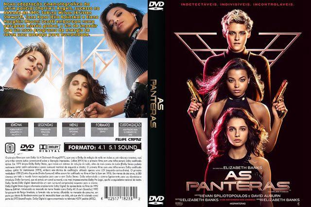 Capa Dvd Filme As Panteras 2019 Capas Dvd Posteres De Filmes