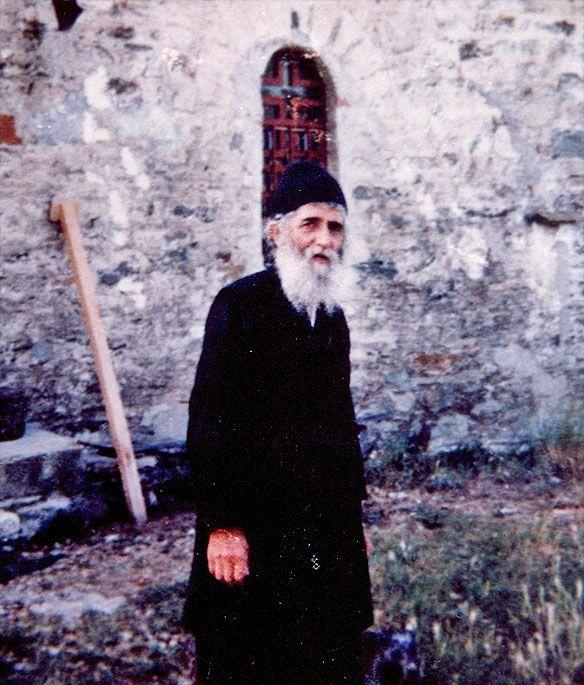 Elder Paisios the Hagiorite (1924-1994)