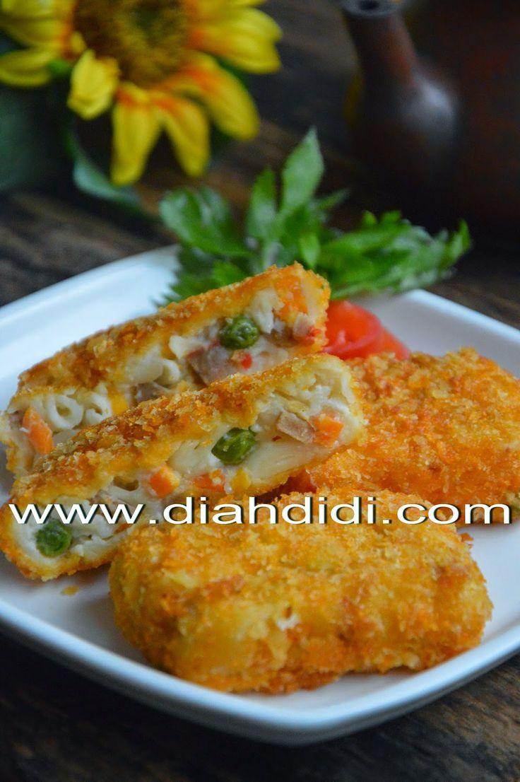Diah Didi's Kitchen: Makaroni Skotel Goreng