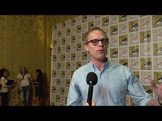 Avengers: Age of Ultron: Comic-Con 2014: Paul Bettany Interview --  -- http://www.movieweb.com/movie/avengers-age-of-ultron/comic-con-2014-paul-bettany-interview