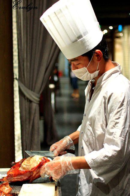 Kitchen drama: Beijing