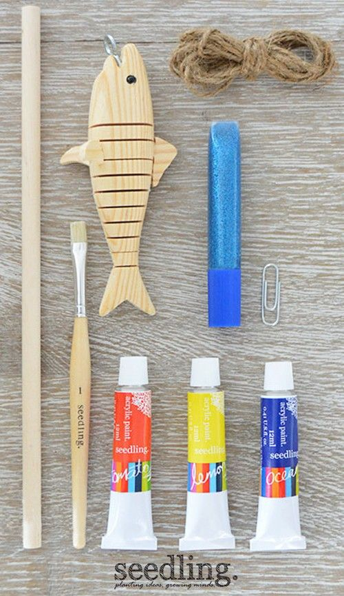Get totally hooked with this cool magnetic fishing kit.