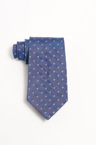 Cerruti 1881 100 Silk Tie Blue Purple Made in France   eBay