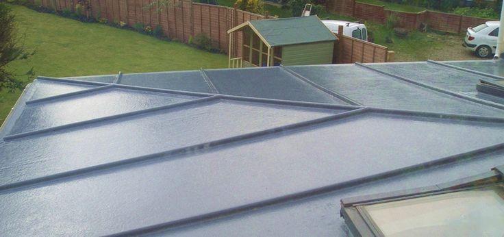 Fibreglass Flat Roof Solutions | by Bautech Construction