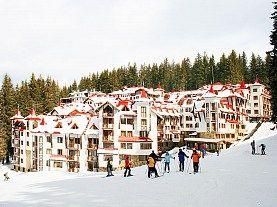 Ski Bulgaria - Pamporovo - Complex The Castle 3*