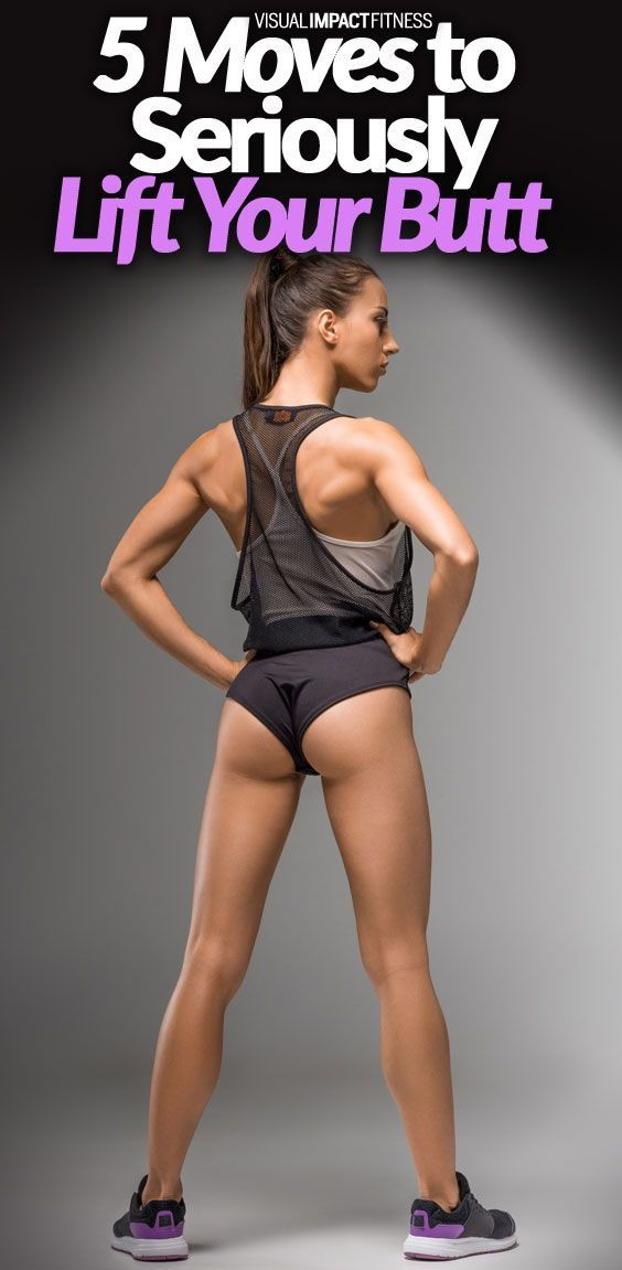 5 Moves to Seriously Lift Your Butt – #Butt #Lift #moves