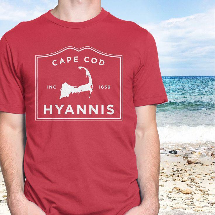HYANNIS CAPE COD SHORT SLEEVE T-SHIRT