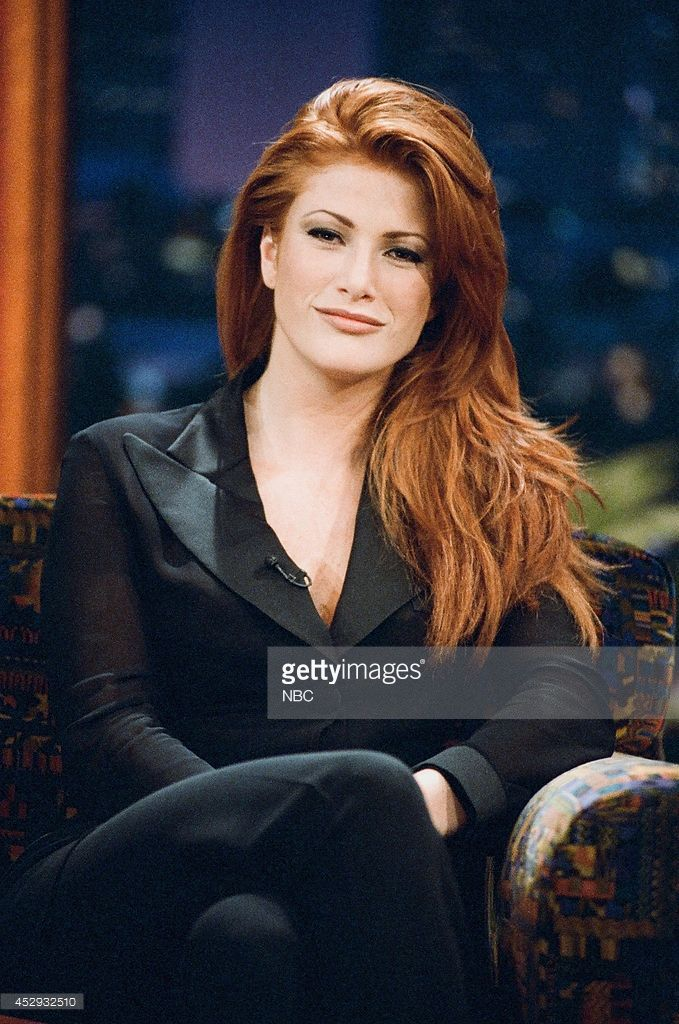 http://media.gettyimages.com/photos/episode-781-pictured-model-angie-everhart-on-october-5-1995-picture-id452932510                                                                                                                                                                                 More