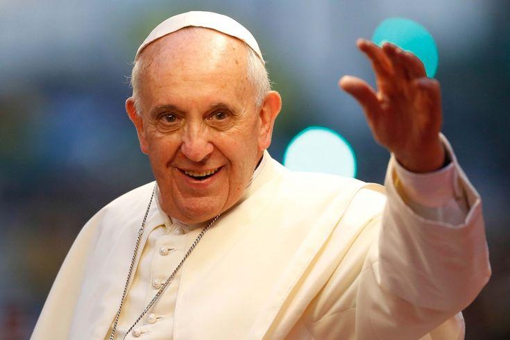 A oração que o Papa Francisco reza antes de ir dormir