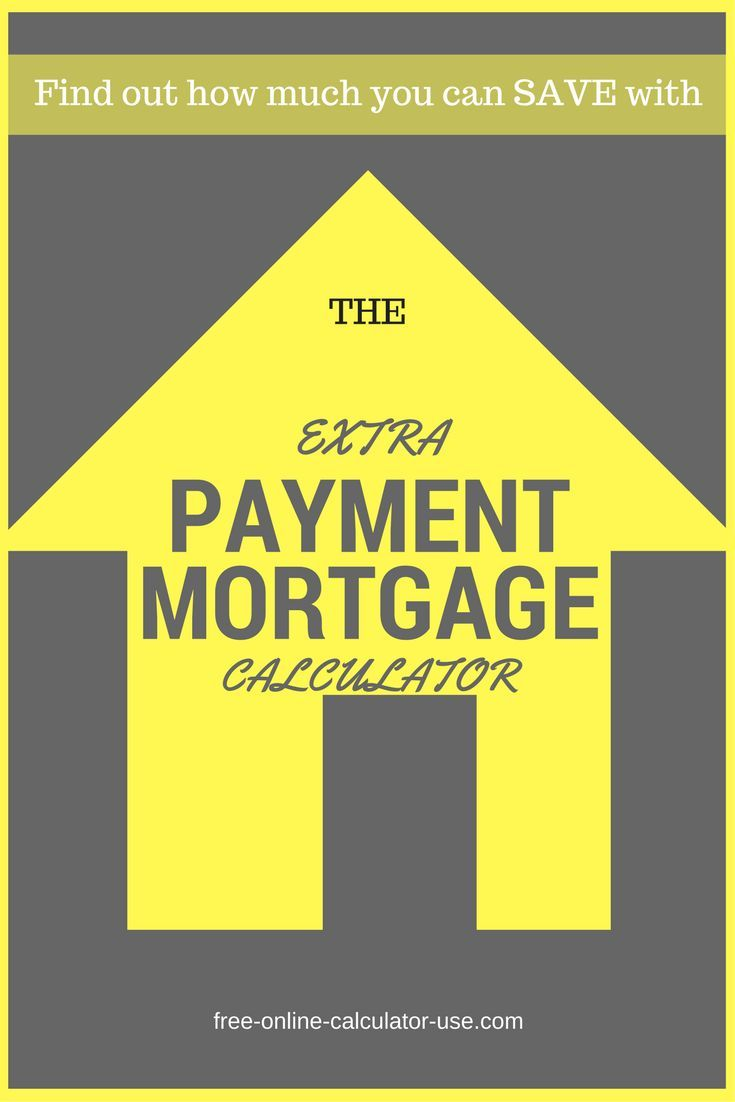 extra payment mortgage calculator for time and interest