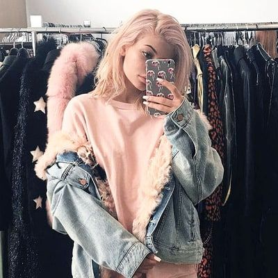 Do you love or hate Kylie Jenner's head-to-toe pink?