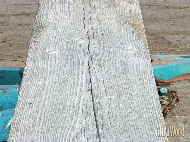 AltruWood Reclaimed Silver Gray Barn Siding. http://www.altruwood.com/reclaimed-barn-siding