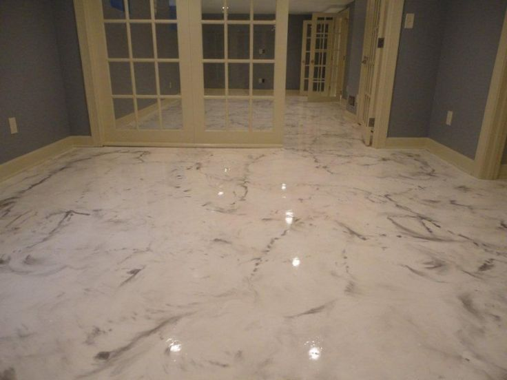 Marble Stained Concrete Floors 04a Incredible Look 2 Opts Pinterest Flooring And Kitchen