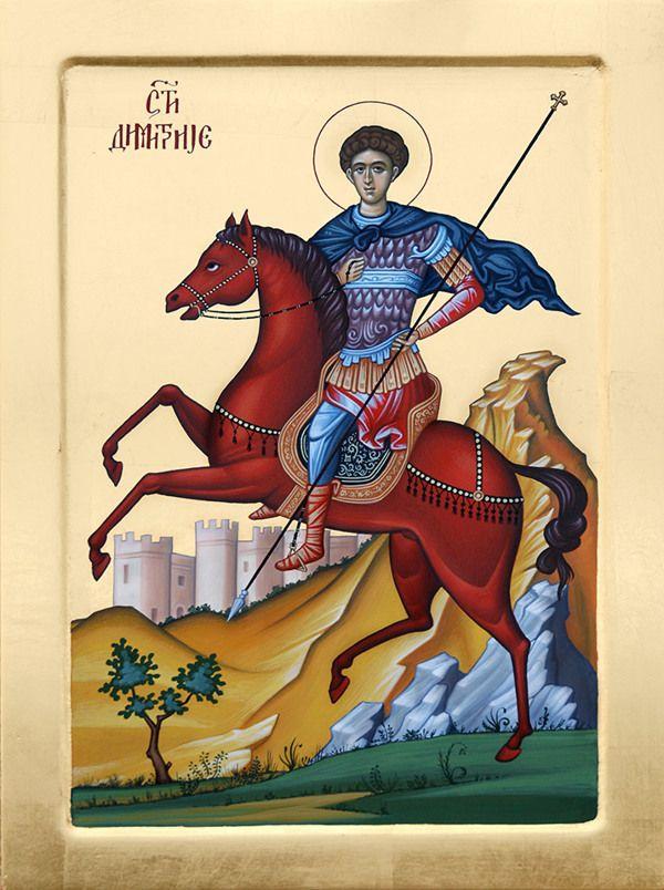Orthodox Icons 01 by Rade Pavlovic, via Behance