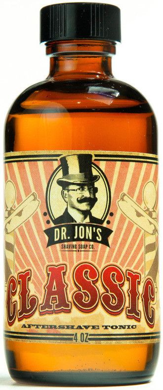 Dr. Jon's Classic Aftershave Tonic