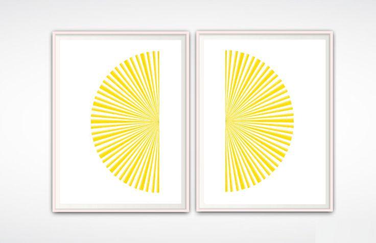 Yellow Sun Wall Decor : Best ideas about yellow walls on light