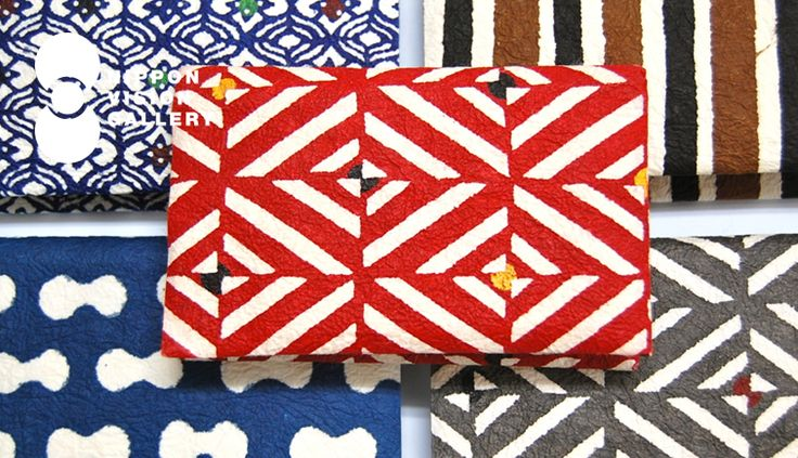 NIPPON VISION GALLERY 富山 桂樹舎の和紙と型染め