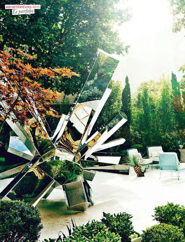 Garden Art Design