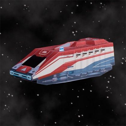 Fazendo a Minha Festa Infantil: Nave Star Tours Starspeeder 1000 de Star Wars !