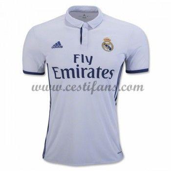 Real Madrid Fotbalové Dresy 2016-17 Domáci Dres