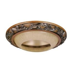 Caffe Patina Trim for 6 in. Recessed Can Fixtures-29012 at The Home Depot