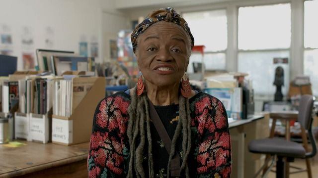 Faith Ringgold Has a Special Message for YOU! | The Art of Ed