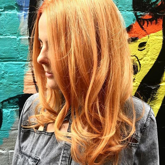 LUSCIOUS LOCKS • What a beautiful result yet again from our talented team!! 🎨…