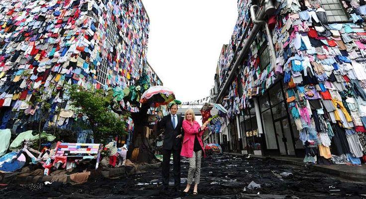 Para a gigante holandesa C&A, a economia circular é o futuro do fast fashion - Stylo Urbano #moda #sustentabilidade