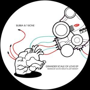 Bubba T & Bone - Grander Scale Of Love (Jeff Bennett Remix) - Elevation Rec