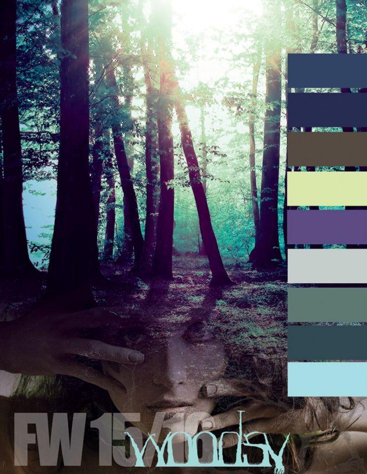 Preview kleurentrends seizoen 2015 - 2016. Voor meer kleur inspiratie kijk ook eens op http://www.wonenonline.nl/interieur-inrichten/interieur-kleur/  #color #trends