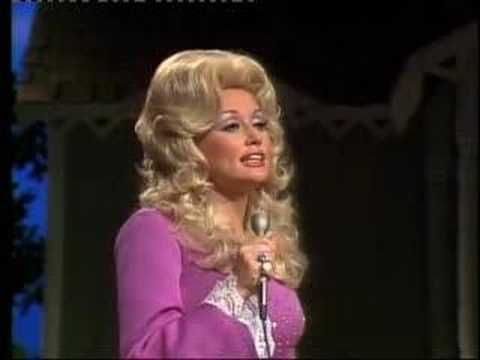 Few people know that Dolly is the original singer of this song.  I love this style, too.