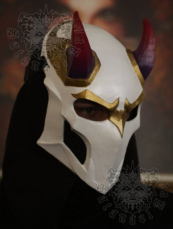 mask of the unforgiven