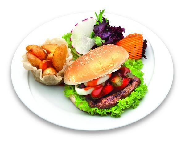 Ağızlara layık barbekü sosu ve yüzde 100 dana etinden hazırlanan BBQ Burger, haftanın yorgunluğunu unutturacak.