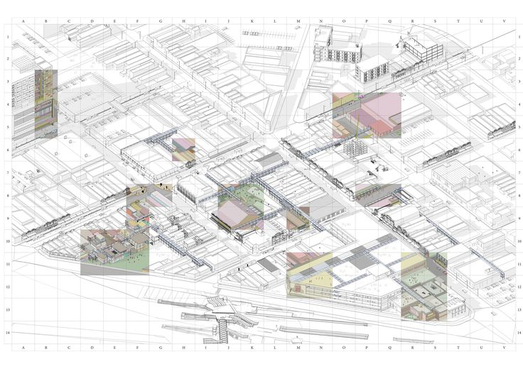 MSD M.Arch S2/16 - James Connor. Independent Thesis - Overlaps between Formal and Informal Urbanism. Supervisors: Dr Amanda Achmadi and Sidh Sintusingha.