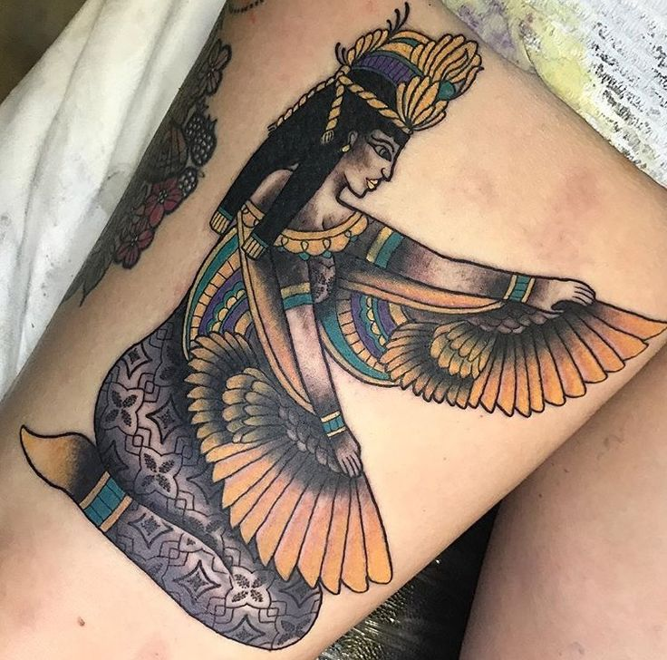 Best 25+ Egyptian Goddess Tattoo Ideas On Pinterest