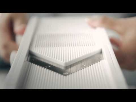 Mandolina Tupperware - YouTube