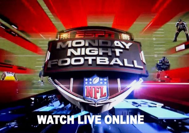 How to Watch Monday Night Football Live Stream Online - Watch Monday Night Football