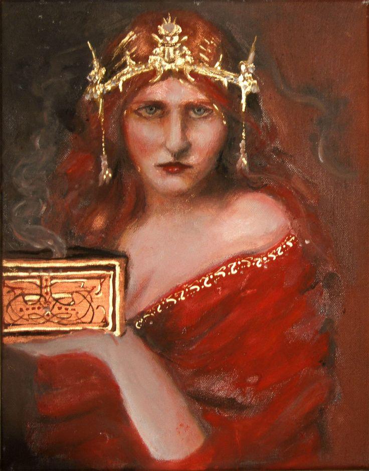 pandora s box by maigh art box