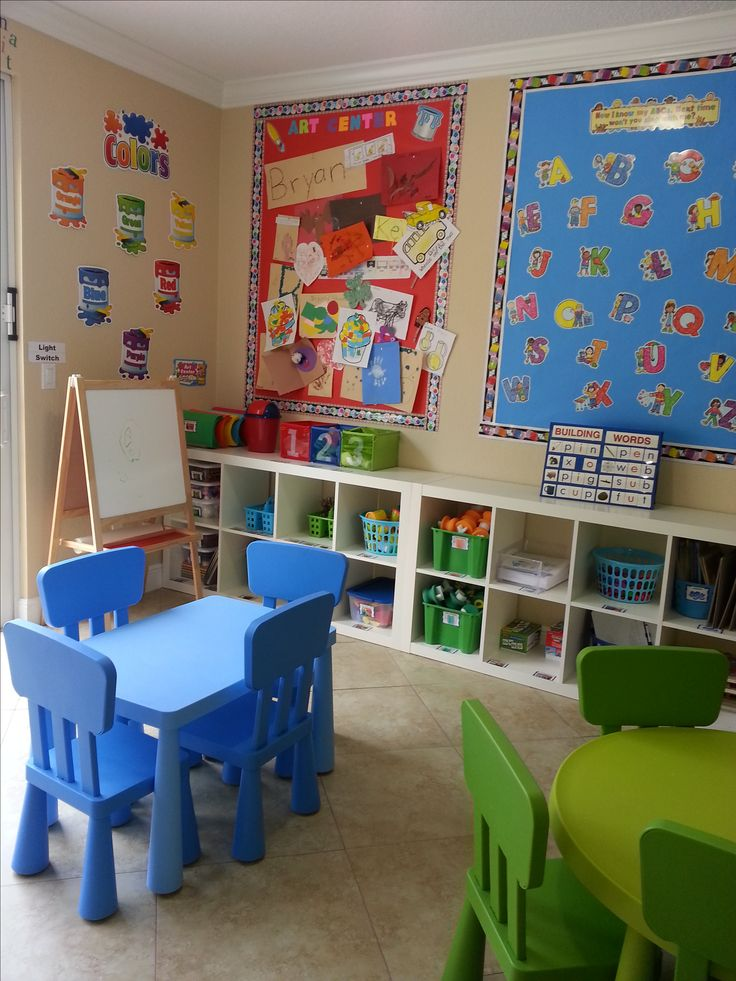 17 best ideas about daycare setup on pinterest home Dacare room designs