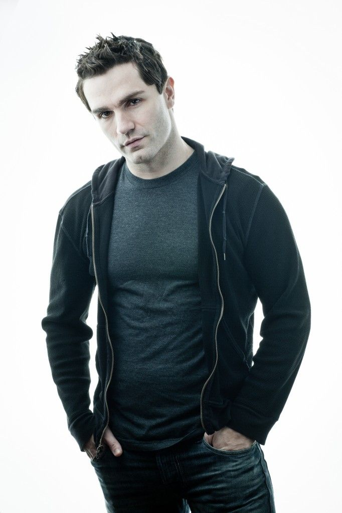 Sam Witwer...Aidan...Being Human