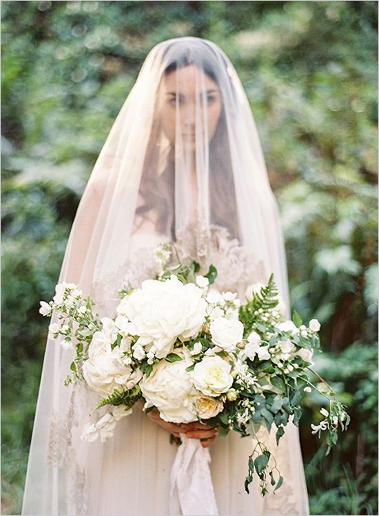 Wedding Bouquets With Lots Of Greenery : Best ideas about white bridal bouquets on