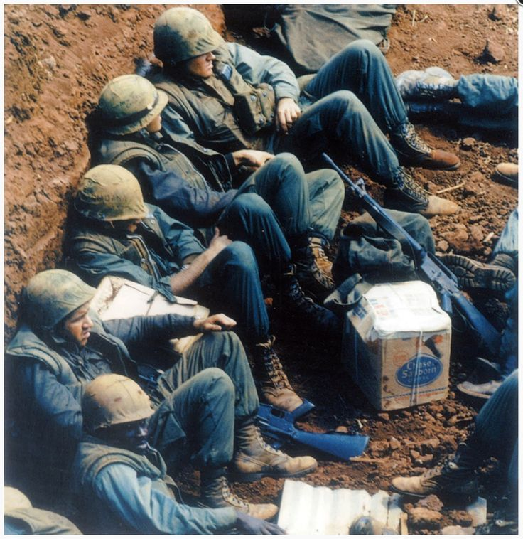 The 5th Marine Division, Khe Sanh - 1967
