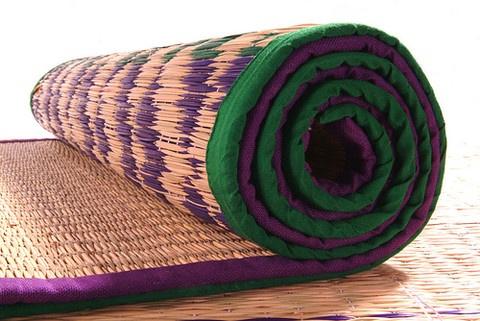 The Famous Grass Mats of Pattamadai