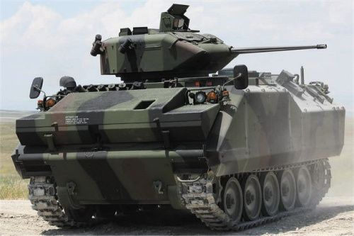 Photos of vehicle based on the M113A1: ACV-300 IFV/YPR-765 : theBRIGADE