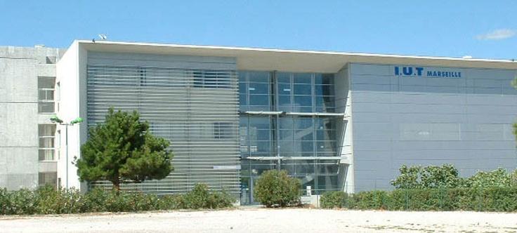 La Licence Pro Management des #NTIC @LPMantic dispensée à l'IUT Saint Jérôme Marseille