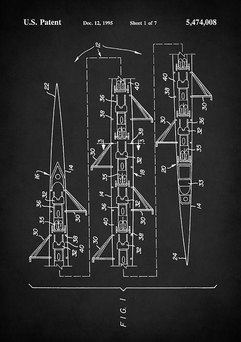eight man rowing s patent, 8 man rowing s patent, 8 man ...
